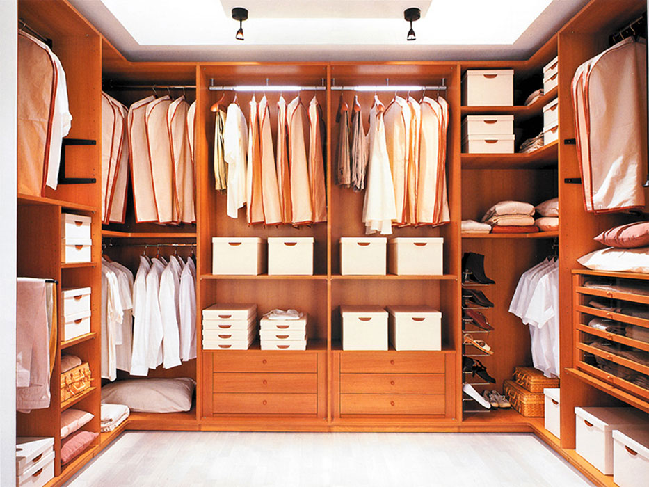 Как сделать дешево гардеробную
