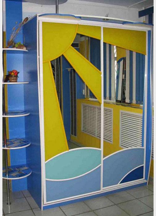 купить шкаф купе в детскую комнату фото дизайн детского шкафа купе
